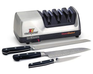 Chef'sChoice 15 Trizor XV EdgeSelect Professional Electric Knife Sharpener $99.99