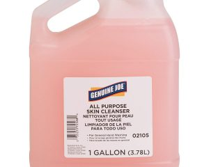 Genuine Joe Liquid Hand Soap with Skin Conditioner, 1 gallon Bottle, Pink $7.65