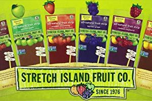 Stretch Island Fruit Leather Variety Pack 48-Count Only $10.16