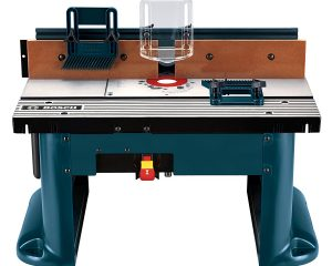 Bosch Benchtop Router Table $149.25