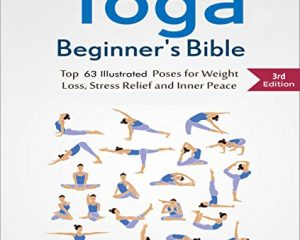 Wednesday Freebies-Free The Yoga Beginner's Bible Kindle Edition eBook