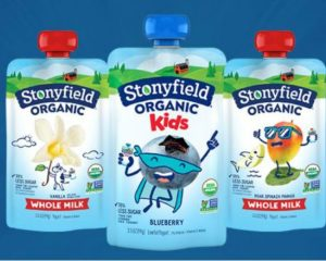 Wednesday Freebies-Free Stonyfield Organic Yogurt Kids Pouch from Kroger