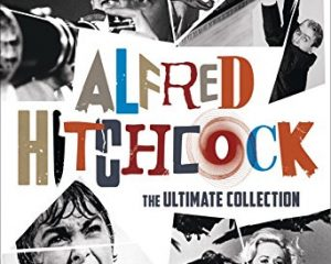 Alfred Hitchcock: The Ultimate Collection on Blu-ray $59.99