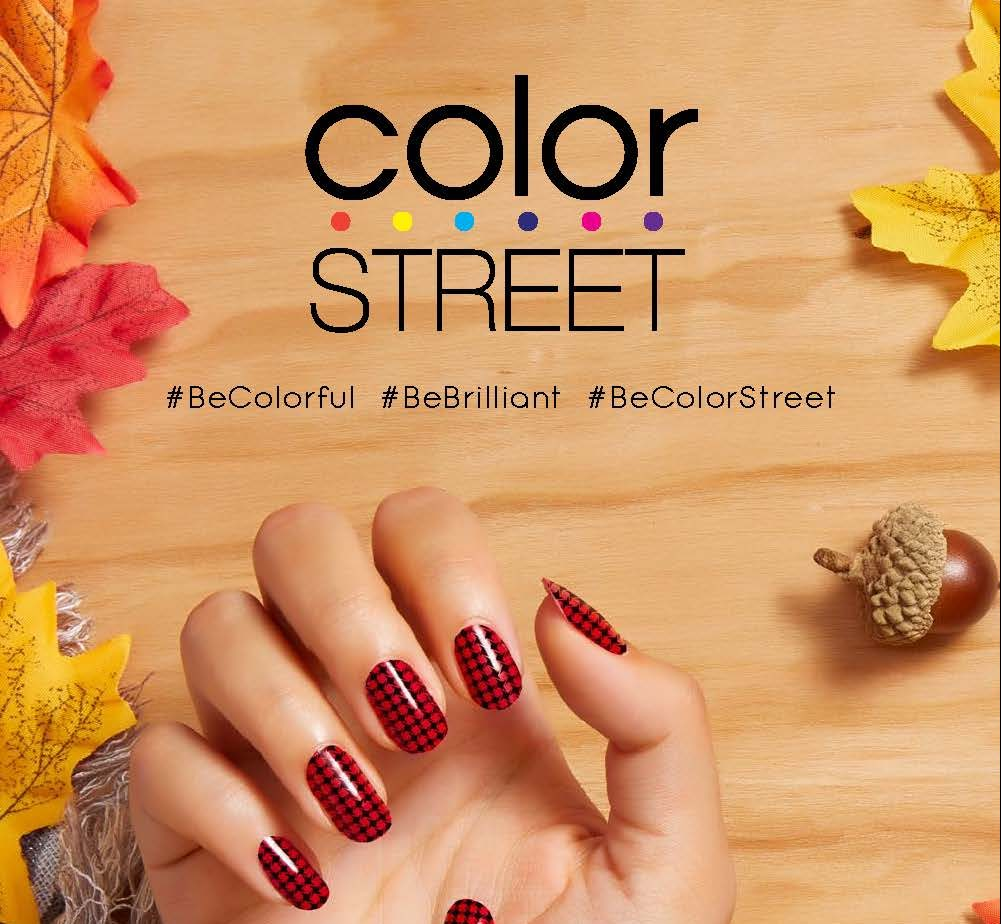 Wednesday Freebies-Free Color Street Nail Polish Strips