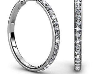 Over 20% Off Jade Marie Crystal Earrings with Swarovski