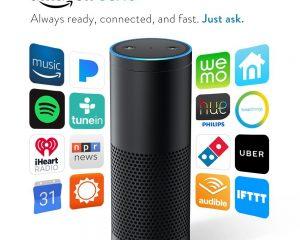 Certified Refurbished Amazon Echo (1st Generation) $59.99
