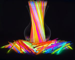 Glow Sticks Bulk Party Favors 300pk – 8″ Glow in the Dark Party Supplies Light Sticks, Halloween Decorations, Glow Necklaces and Bracelets for Kids $15.99