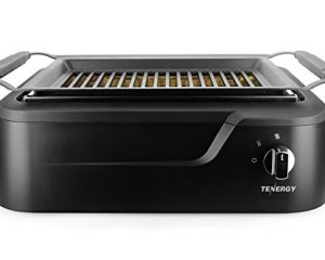 Tenergy Redigrill Smokeless Infrared Grill, Indoor Grill $134.99