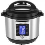 Instant Pot Ultra 8 Qt 10-in-1 Multi- Use Programmable Pressure Cooker, Slow Cooker, Rice Cooker, Yogurt Maker, Cake Maker, Egg Cooker, Sauté, Steamer, Warmer, and Sterilizer $119.95