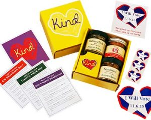 Saturday Freebies – Free I Will Vote Kind Box & 1/2 Cup Jar Seasoning at Penzeys Spices