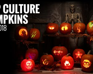 Thursday Freebies-Free Pumpkin Stencil Designs