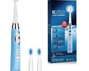 Save Big on KIPOZI Electric Toothbrushes