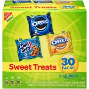 Nabisco Sweet Treats – Variety Pack Cookies, 30 Count Box $6.98