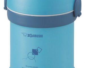 Zojirushi Ms.Bento Stainless Lunch Jar, Aqua Blue Only $25.99