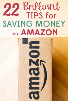Don't shop on Amazon until you read this! You're going to want to know these 22 brilliant tips for saving money on Amazon!