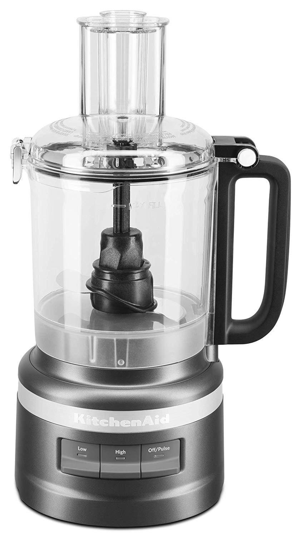 Kitchenaid Kfp0919bm 9 Cup Plus Food Processor  125 99
