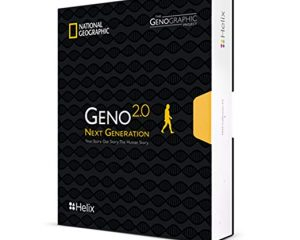National Geographic DNA Test Kit: Geno 2.0 Next Generation (Ancestry) $49.97