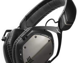 V-MODA Crossfade Wireless Over-Ear Headphone – Gunmetal Black $114.99