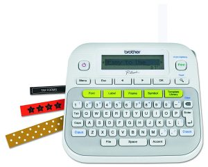 Brother P-touch, PTD210, Easy-to-Use Label Maker $9.99