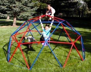 Lifetime Geometric Dome Climber Jungle Gym $129.98