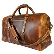 Save 25% on Selected Leather Unisex Bags for Gifting