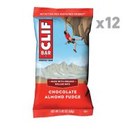 CLIF BAR – Energy Bar – Chocolate Almond Fudge (12 Ct) Only $7.83
