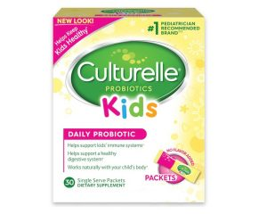 Friday Freebies-Free Culturelle Kids Daily Probiotic Packets