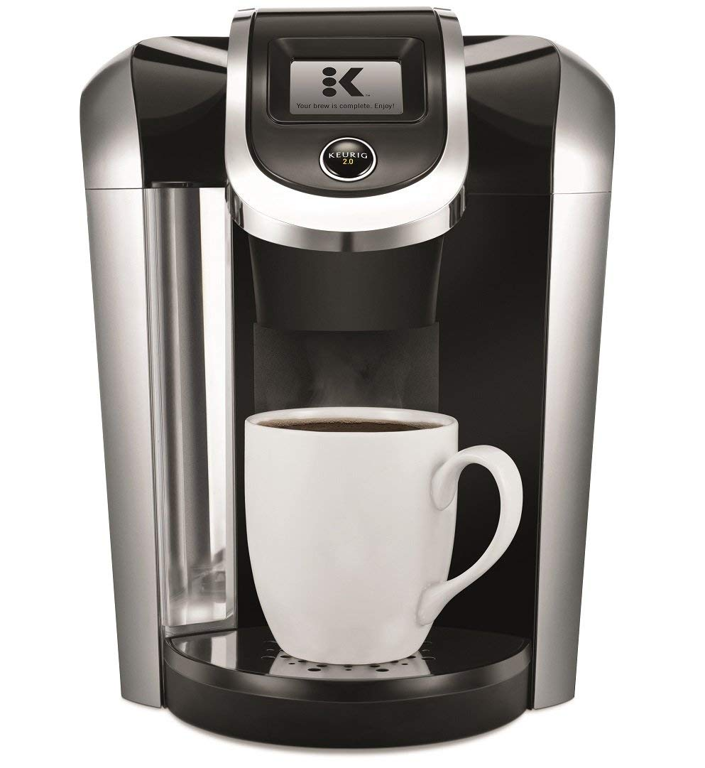 Keurig K475 Single Serve K-Cup Pod Coffee Maker $69.99