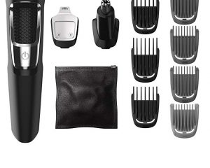 Philips Norelco Multi Groomer MG3750/50 Only $12.74