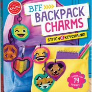 Klutz Bff Backpack Charms $3.60