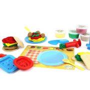 Green Toys Meal Maker Dough Set Activity $7.18
