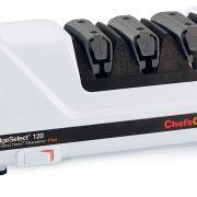 Chef'sChoice 120 Diamond Hone EdgeSelect Professional Electric Knife Sharpener $89.95