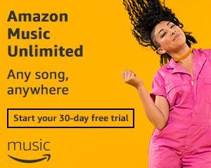 Friday Freebies-Free Amazon Unlimited Music Trial