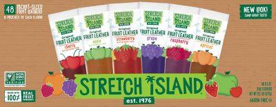stretch island