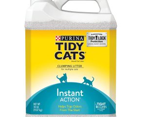Purina Tidy Cats Instant Action Clumping Cat Litter $17.58