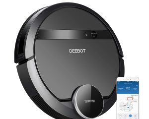 ECOVACS DEEBOT 901 ROBOTIC VACUUM CLEANER WITH SMART NAVI 3.0 $264.99