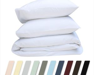 30% Off Hotel Duvet Cover Sets – 100% Cotton Luxe Sateen
