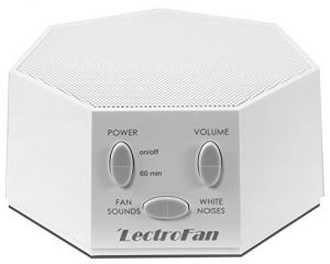 LectroFan High Fidelity White Noise Machine $35.36