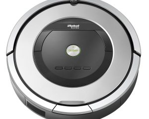 iRobot Roomba 860 Robotic Vacuum with Virtual Wall Barrier and Scheduling Feature (Certified Refurbished) $279.99
