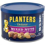 Planters Mixed Nuts, Deluxe Mixed Nuts, 8.75 Ounce $4.99