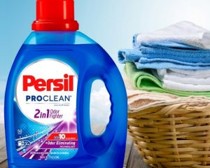 Tuesday Freebies-Free Sample of Persil ProClean Laundry Detergent