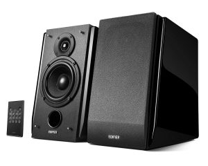 Save $40 on Edifier R1850DB Active Bookshelf Speakers