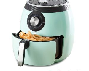 DASH DELUXE ELECTRIC AIR FRYER $79.99