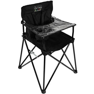 Ciao Baby Portable High Chair For Travel Fold Up High