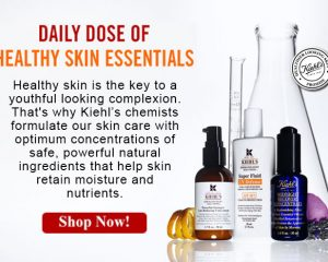 Thursday Freebies-Free Kiehl's Skincare Samples