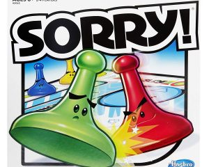SORRY! GAME $6.88