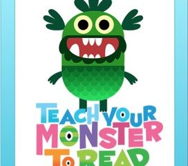 Wednesday Freebies-Free Teach Your Monster to Read app