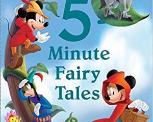 Disney 5-Minute Fairy Tales (5-Minute Stories) $5.69