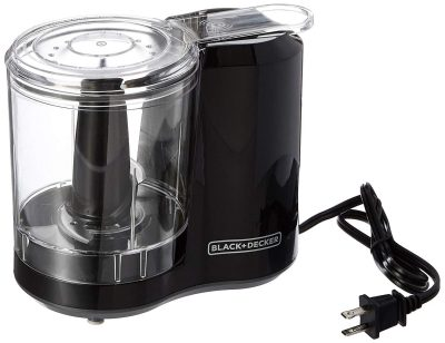Black Decker 3 Cup Electric Food Chopper Improved