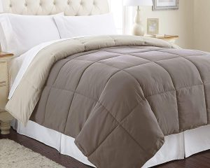 Save up to 40% on Amrapur Alternative Down Comforters